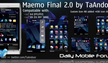 Maemo Final 2.0 by TaAndoor