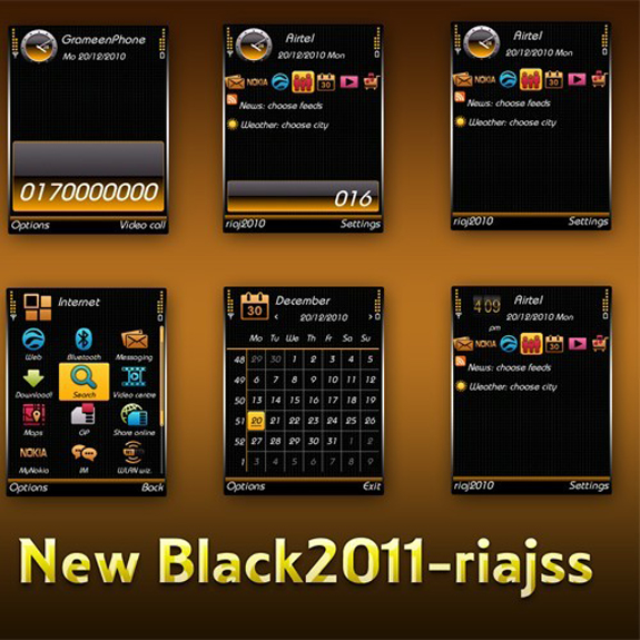 New black 2011 by riajss