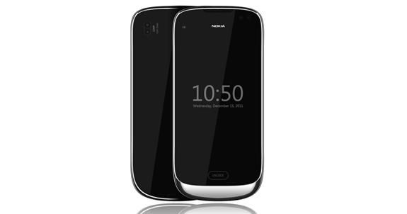 Nokia C8, un concept di lusso