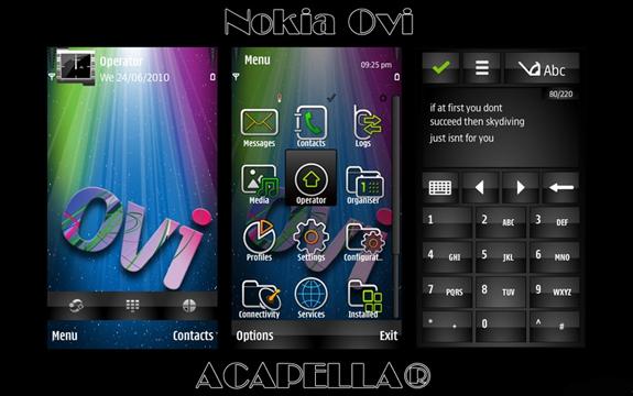 Nokia OVI by Acapella