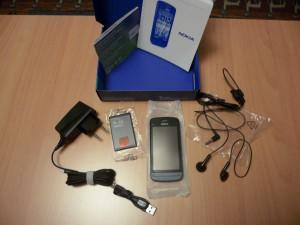 Contenuto Confezione Nokia C5-03