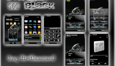 Symbian S60 Black by Lirikman1