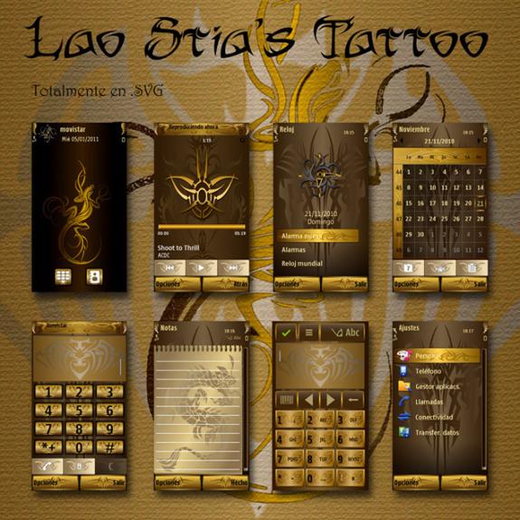Tattoo by Lao Stia
