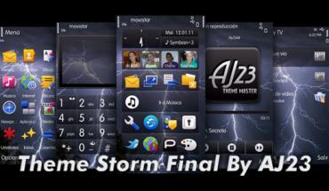 Theme Storm Final by AJ23