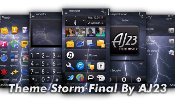 Theme Storm Final by AJ23