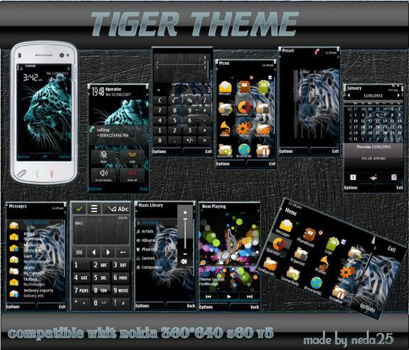 Tiger by neda25