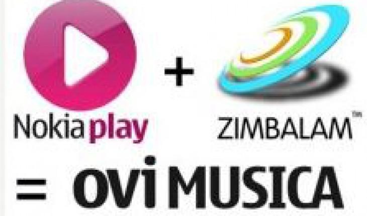 Nokia Play + Zimbalam