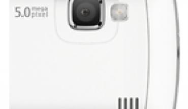Nokia C6-00 fotocamera