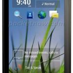 Nokia X7 fronte