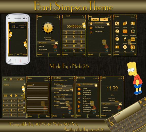 Bart Simpson by Neda25