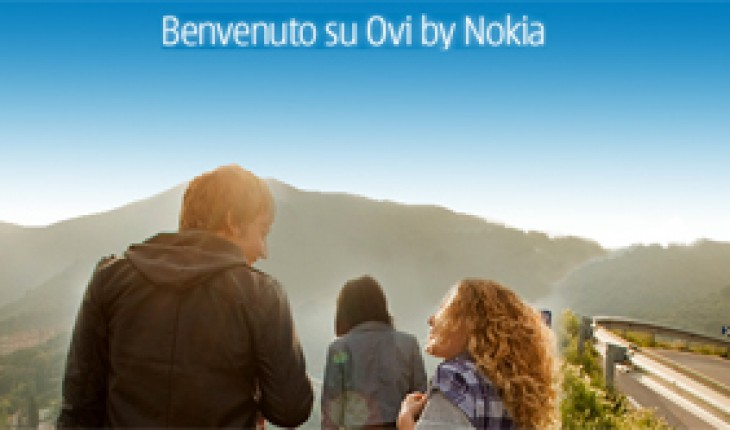 Benvenuto su Ovi by Nokia