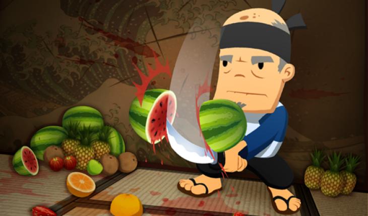 Fruit Ninja per Symbian^3