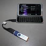 Nokia E7-00 e USB On The Go