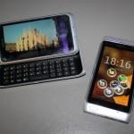 Nokia E7-00 e Nokia N8