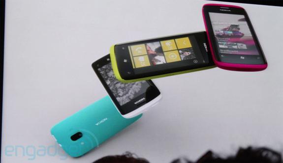 Il primo smartphone di Nokia con WP7