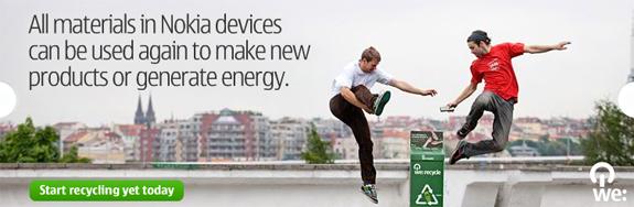 Nokia e l'ambiente