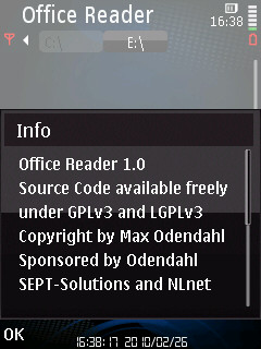 OfficeReader