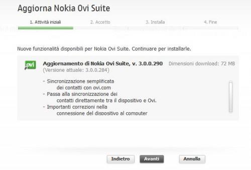 Ovi Suite v3.0.0.290
