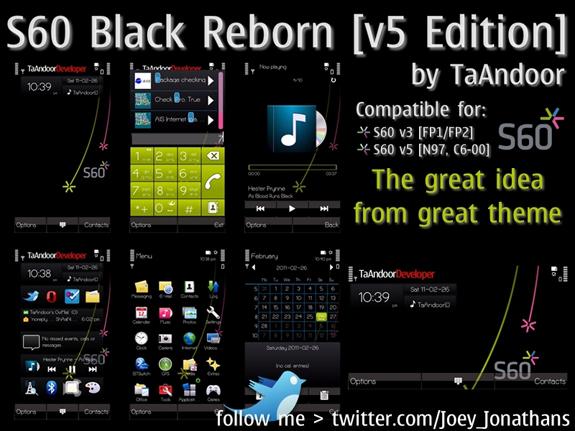S60 Black reborn by TaAndoor