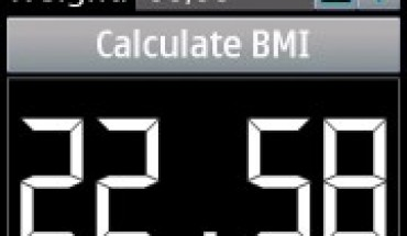 Easy BMI Calculator