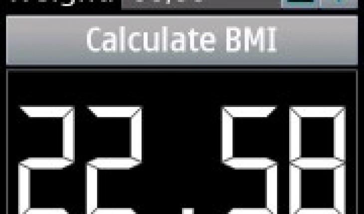 Easy BMI Calculator