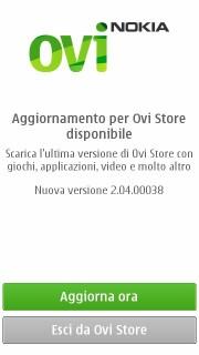 Ovi Store v2.04.00038