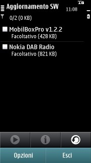 Nokia N8 - Agg. Software