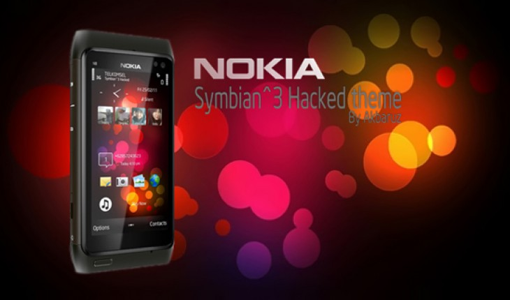 Symbian^3 Hacked by Akbaruz