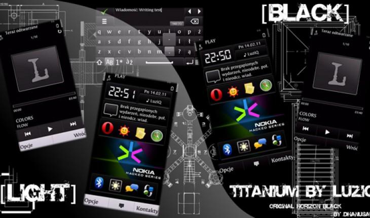 Titanium by LuziQ