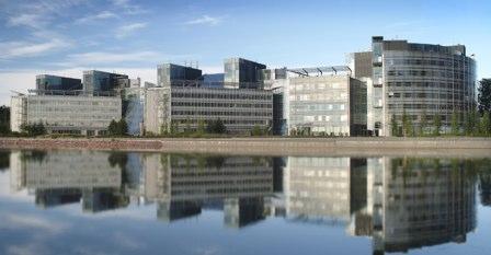 La sede di Nokia a Espoo