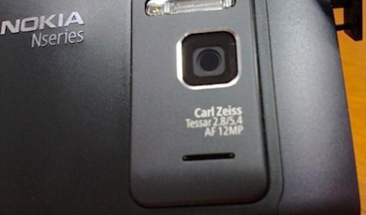 Nokia N8 - Fotocamera