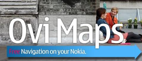 ovi maps logo 160211 Nokia Ovi Maps: il navigatore di Nokia gratis anche per S40