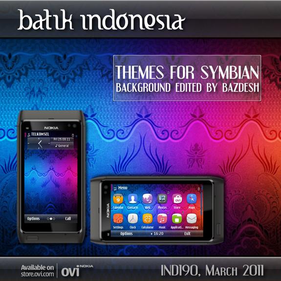 Batik Indonesia by IND190