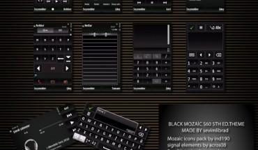 Black Mozaic by sevimlibrad