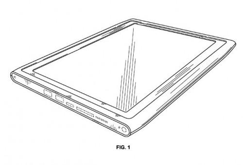 Brevetto Tablet Nokia D634 317
