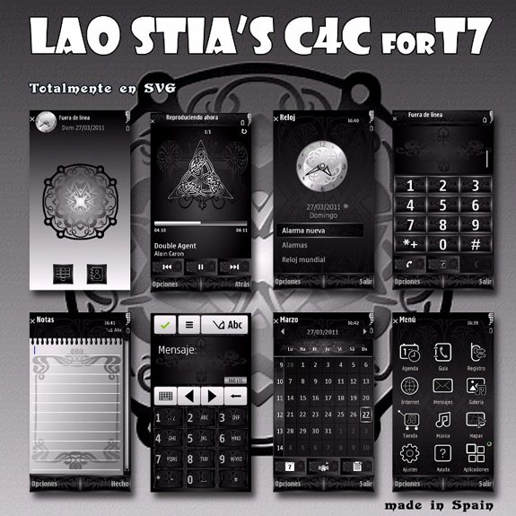 C4C T7 by Lao Stia