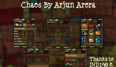 Chaos by Arjun Arora