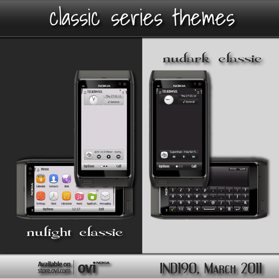 Classic Series by IND190
