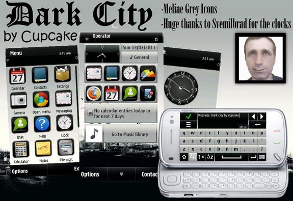 Dark City by Chromecupcake