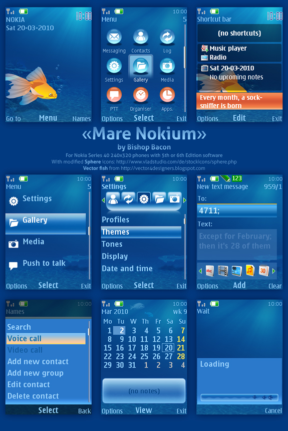 Mare Nokium by Bishop Bacon