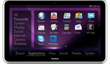 MeeGo Tablet Concept