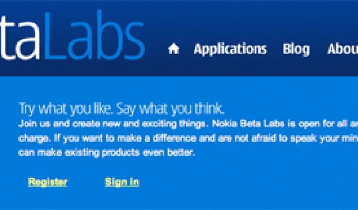 Nokia Beta Labs cambia veste
