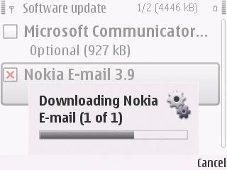 Nokia Email v3.9