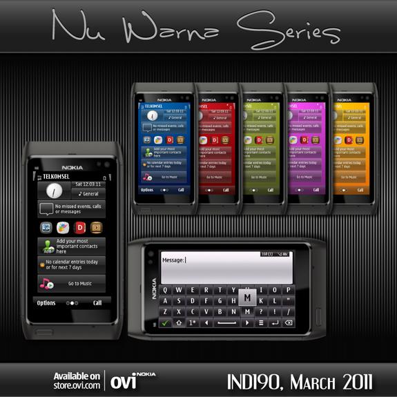 Nu Warna Series by IND190