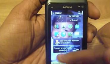Symbian^3 PR2.0 preview