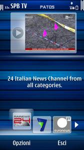 SPB TV per Symbian v2.0