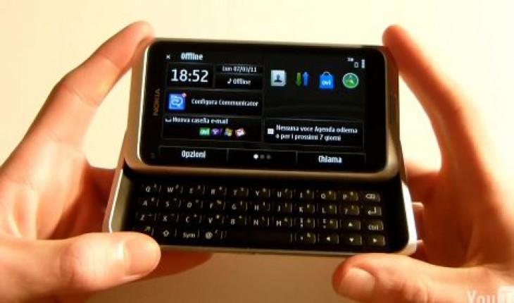 Video Recensione Nokia E7-00