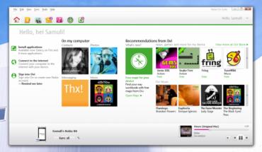 Ovi Suite Beta