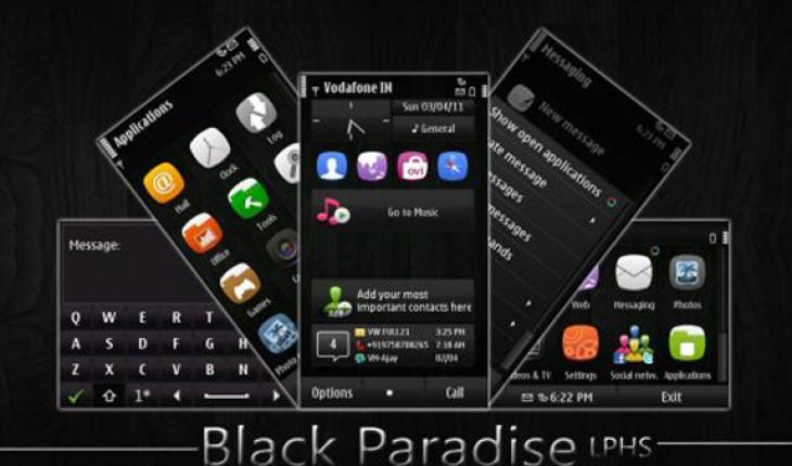 Black Paradise by LPHS