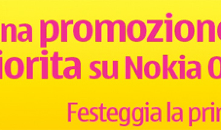 Festeggia la primavera sul Nokia Online Shop
